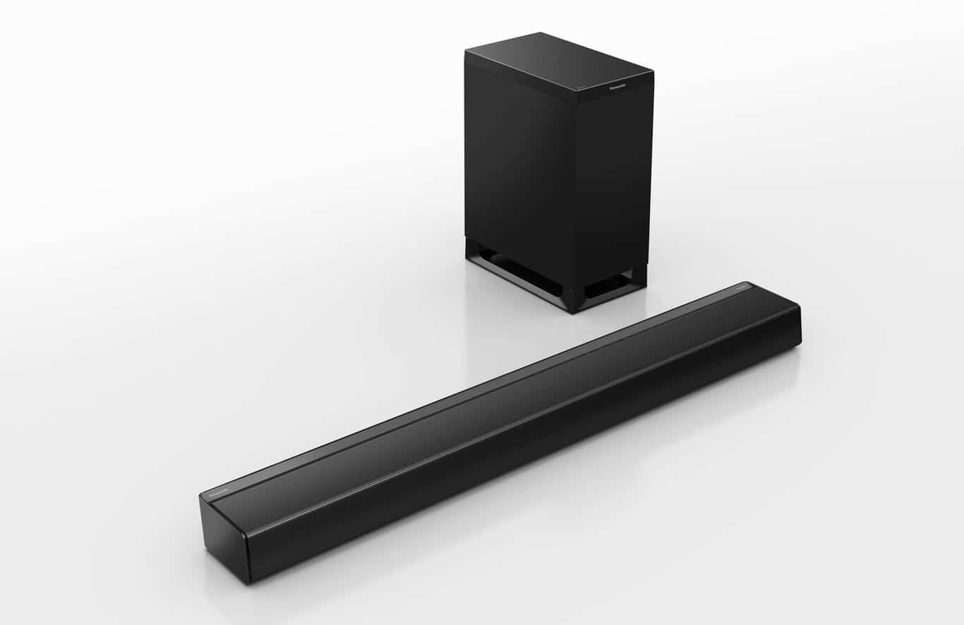 Panasonic barra de sonido