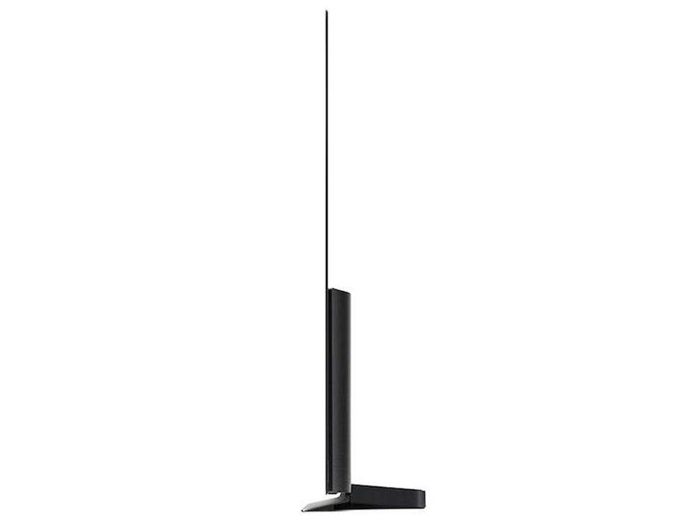Smart TV LG C9 de perfil