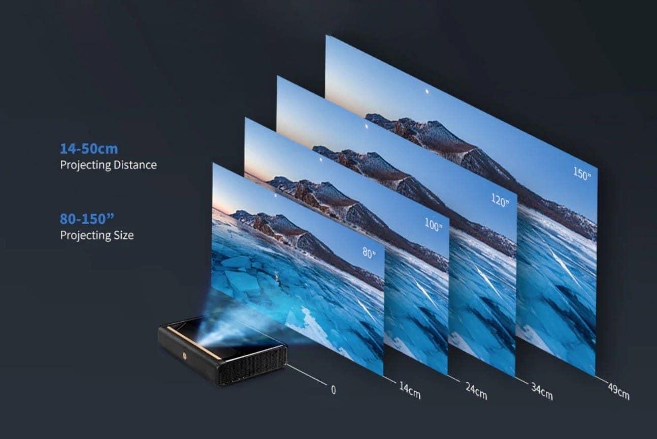Proyector láser WEMAX A300 de Xiaomi
