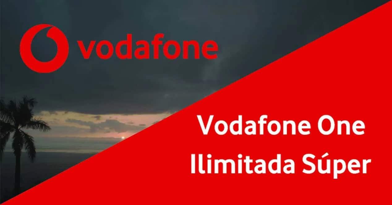 Vodafone One Ilimitada Súper (1)