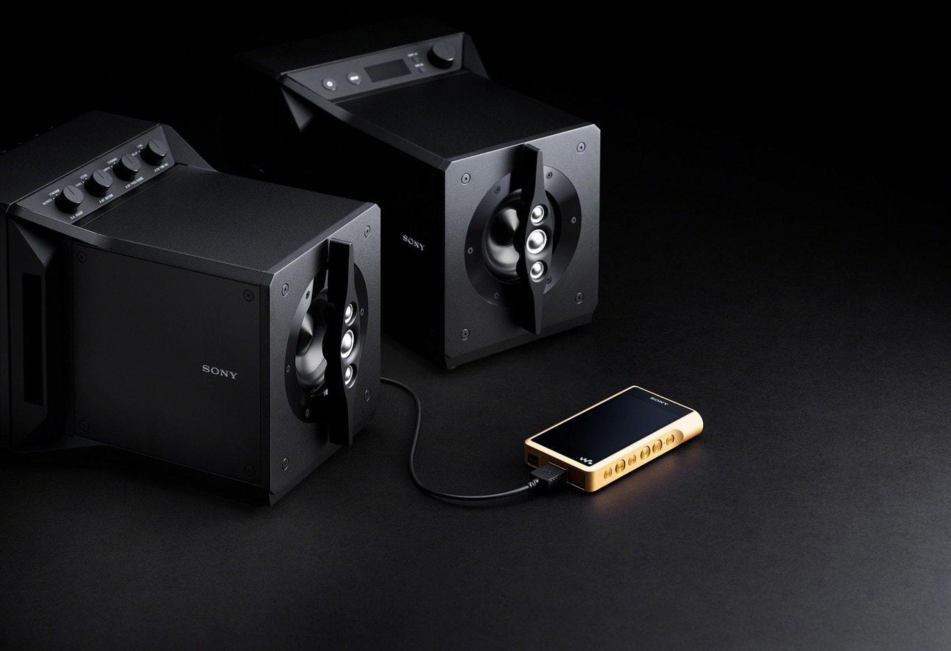 altavoz Sony SA-Z1