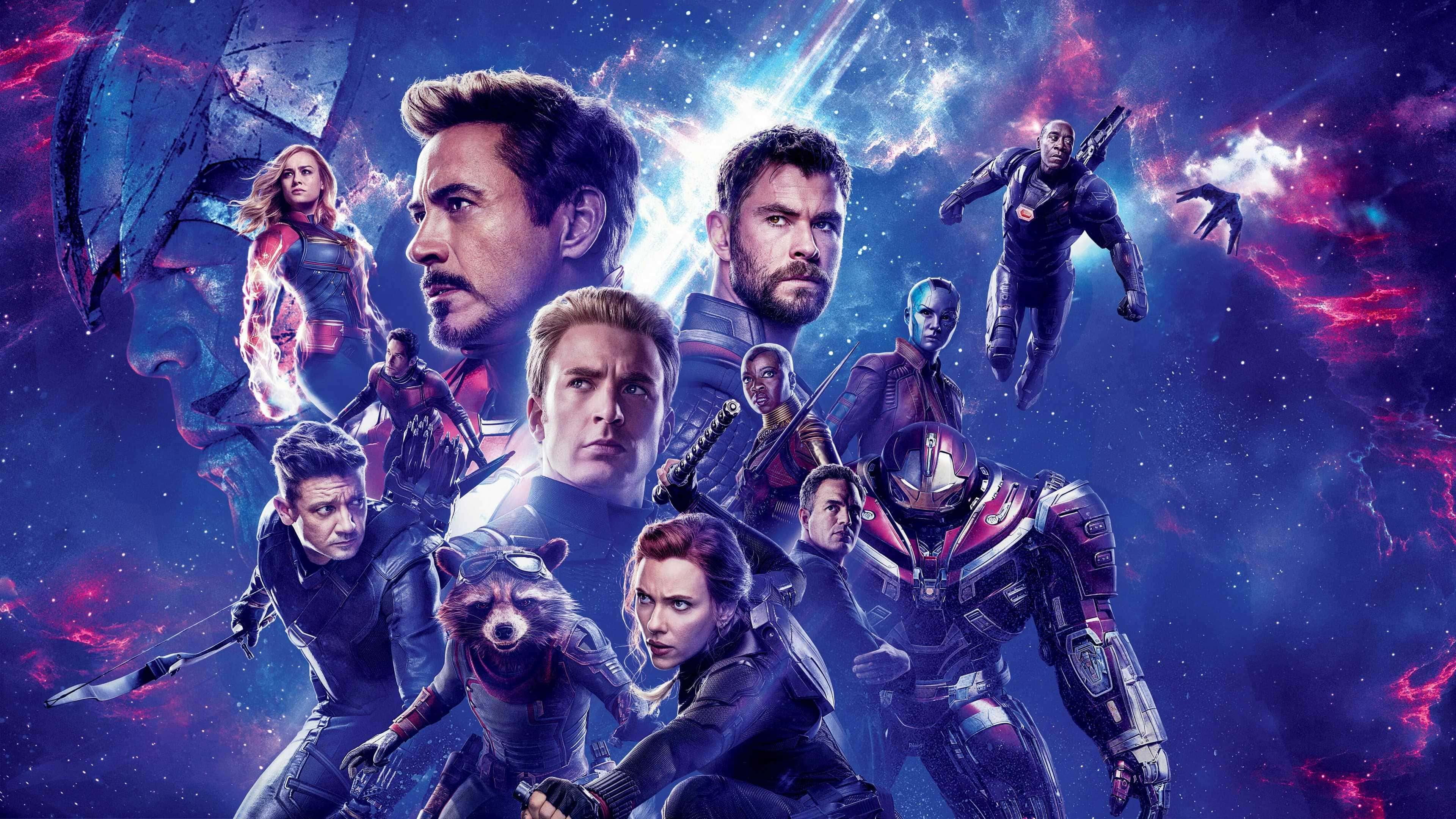 Portada de Avengers Endgame