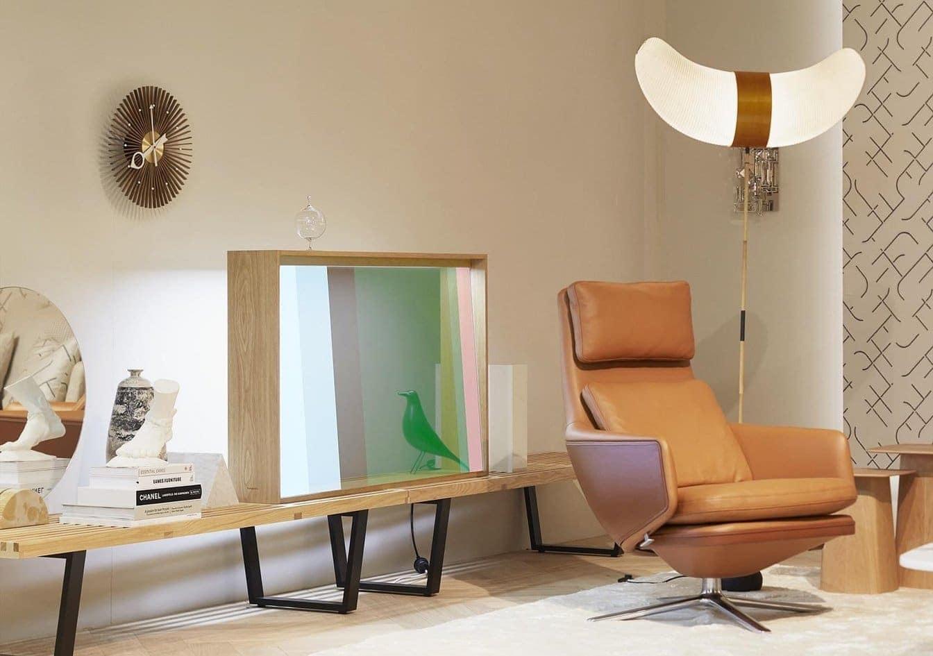 Smart TV transparente de Panasonic
