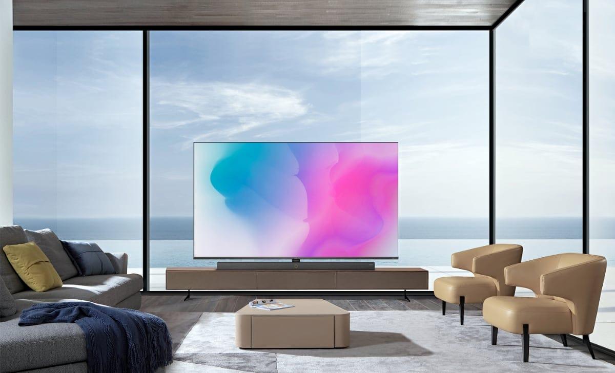Smart TV Mini LED de TCL