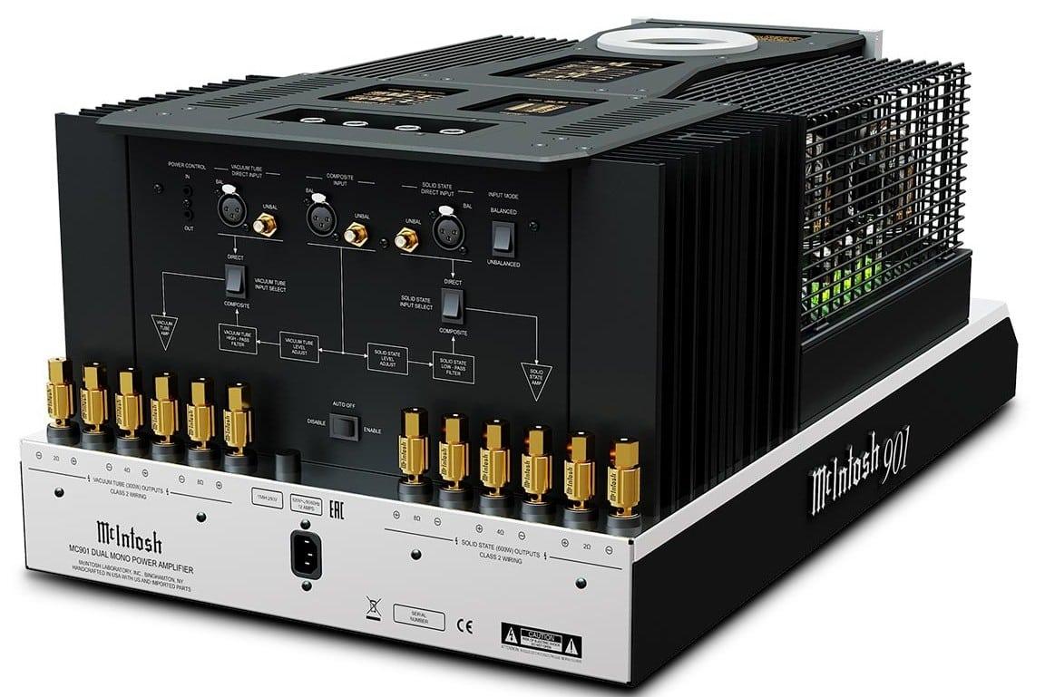 amplificador MC901