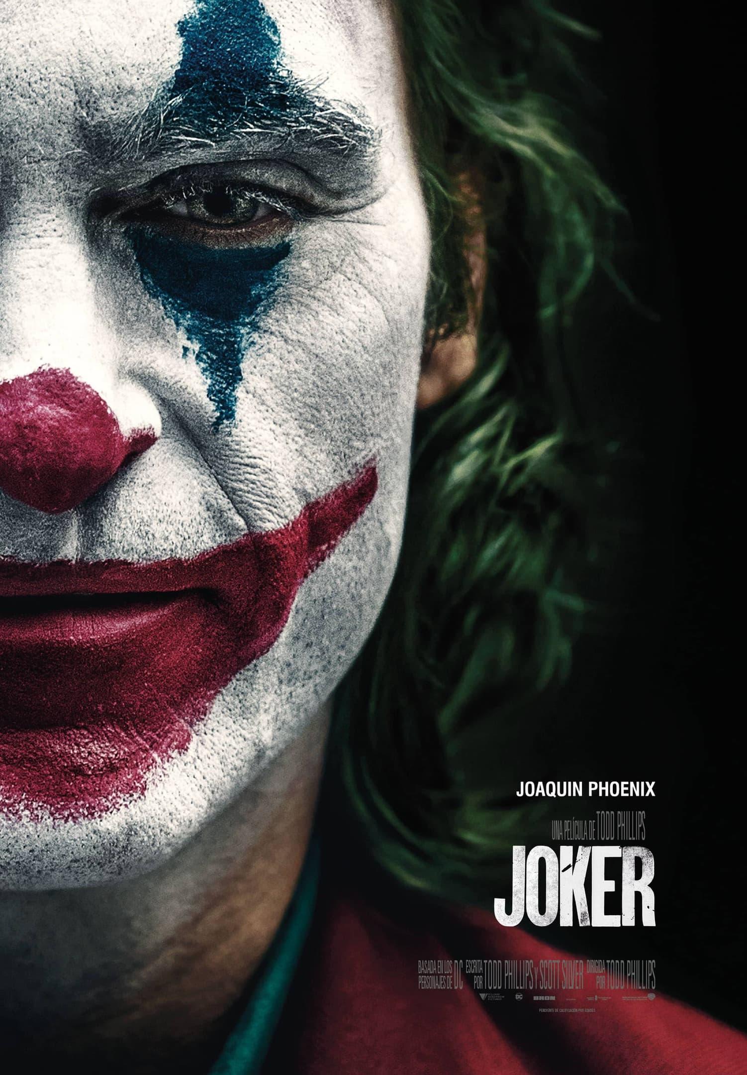 Póster Joker (2019)