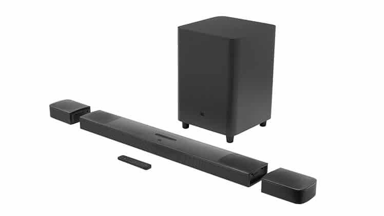 Barra de sonido JBL Bar 9.1