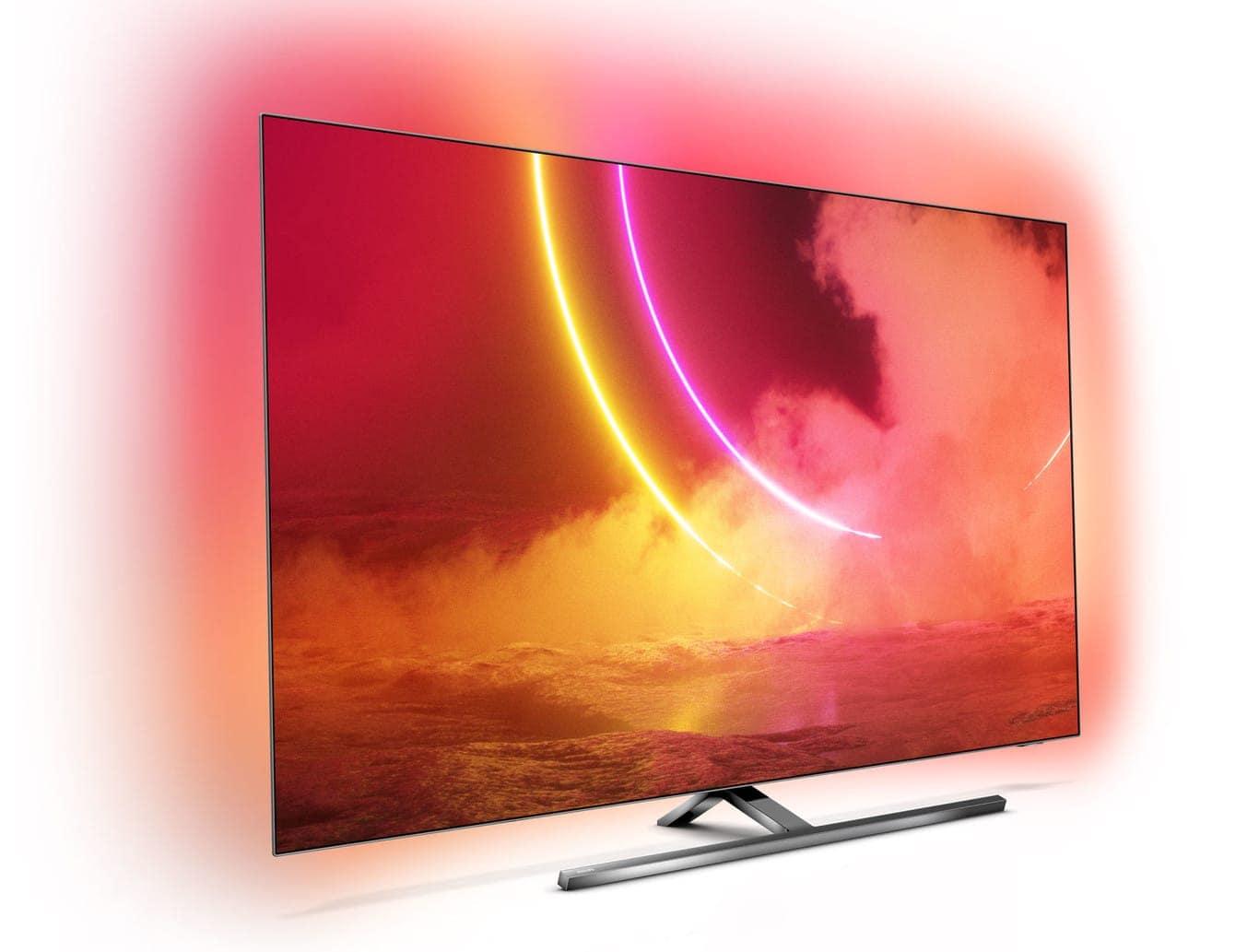 Smart TV OLED de Philips