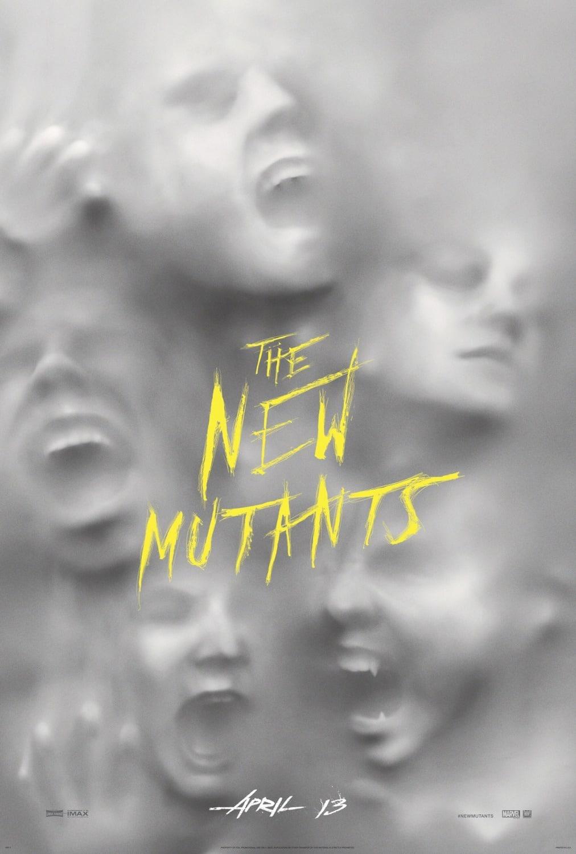 Póster Los nuevos mutantes (2020)
