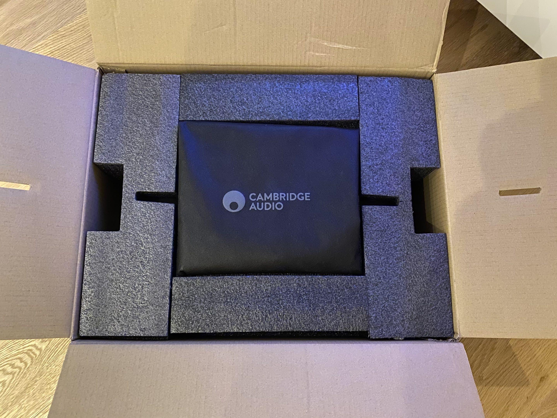 CXA81 Unboxing