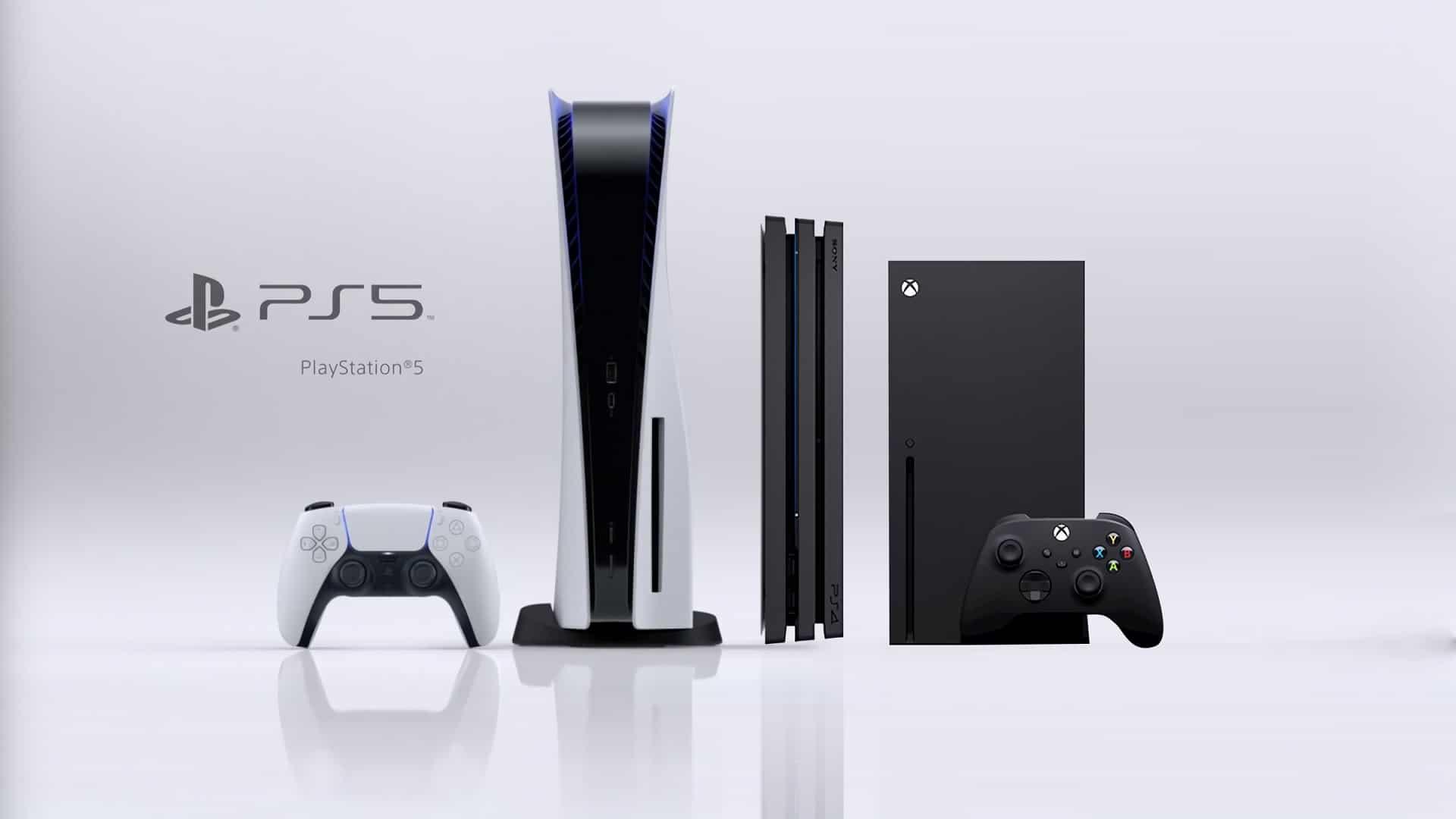 PS5 y Xbox