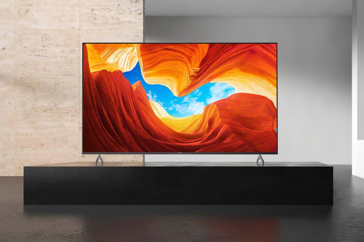 smart tv sony XH90