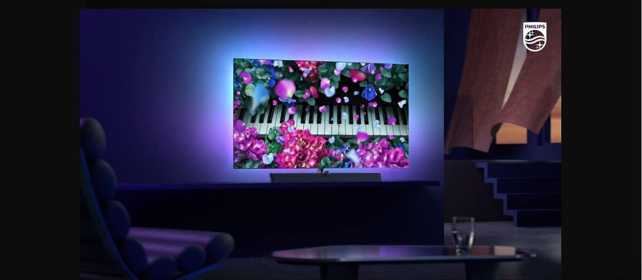 Smart TV Philips OLED 935