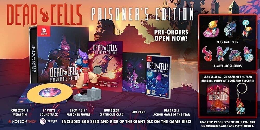 Dead Cells: The Prisoner's Edition