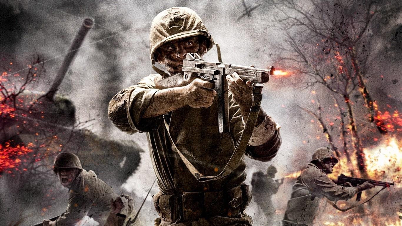 Call of Duty y Call of Duty II