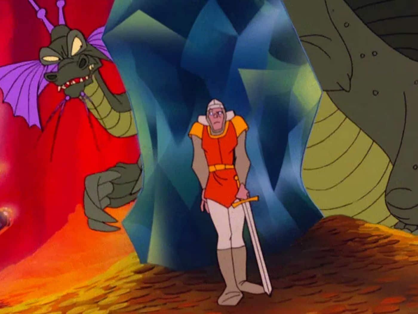 Dragon's Lair: The Movie