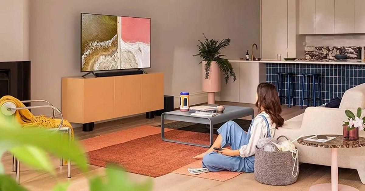 Barra de sonido Samsung HW-Q70T