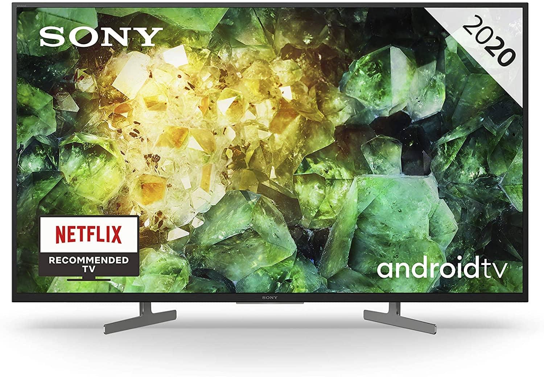 Smart TV Sony KD-43XG8196BAEP 2