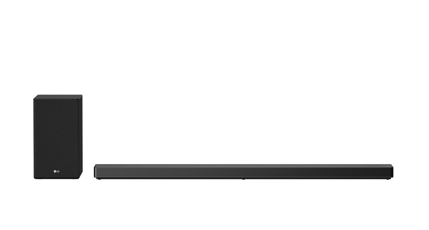 barra de sonido LG SN6Y