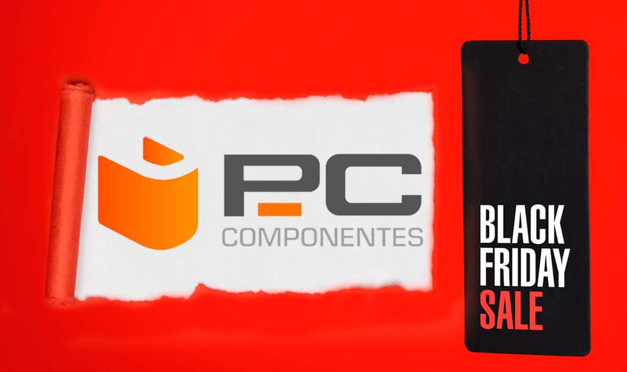 ofertas black friday pc componentes