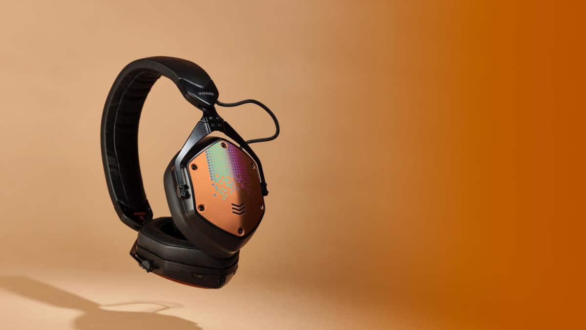 Auriculares V-MODA M-200 2