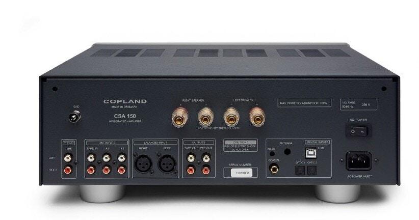 amplificador Copland CSA 150
