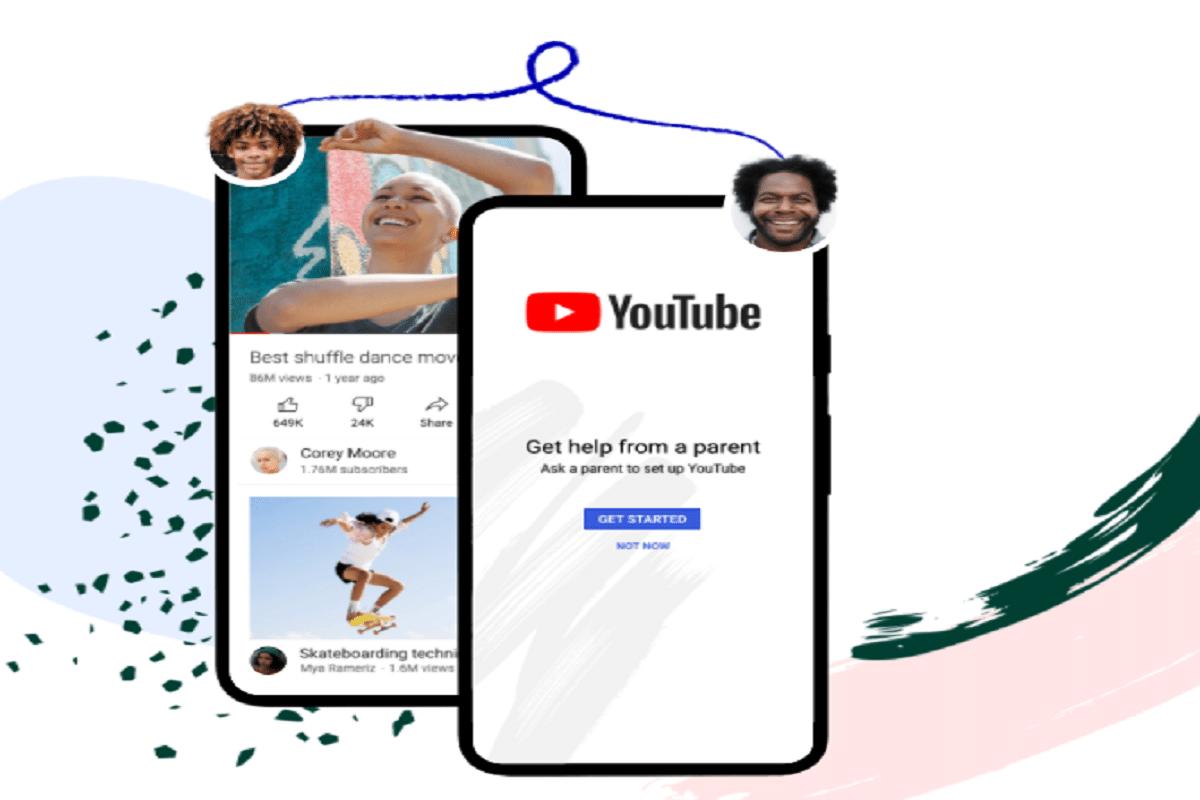 YouTube con supervisión parental