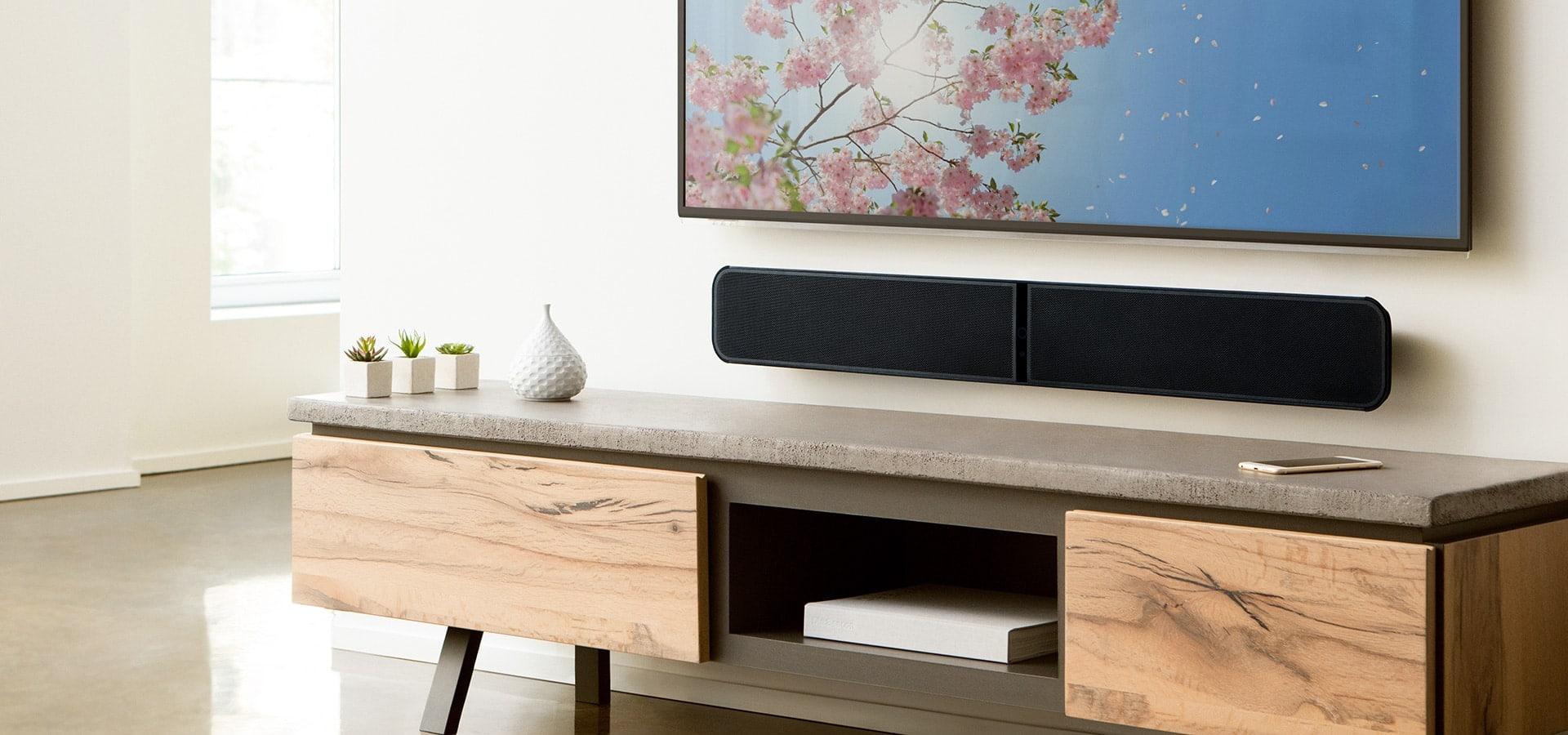 barra de sonido pulse Soundbar+