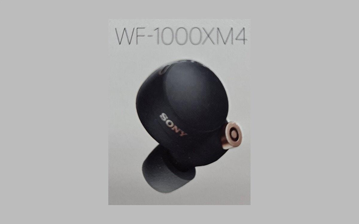 Sony WF-1000XM4 2