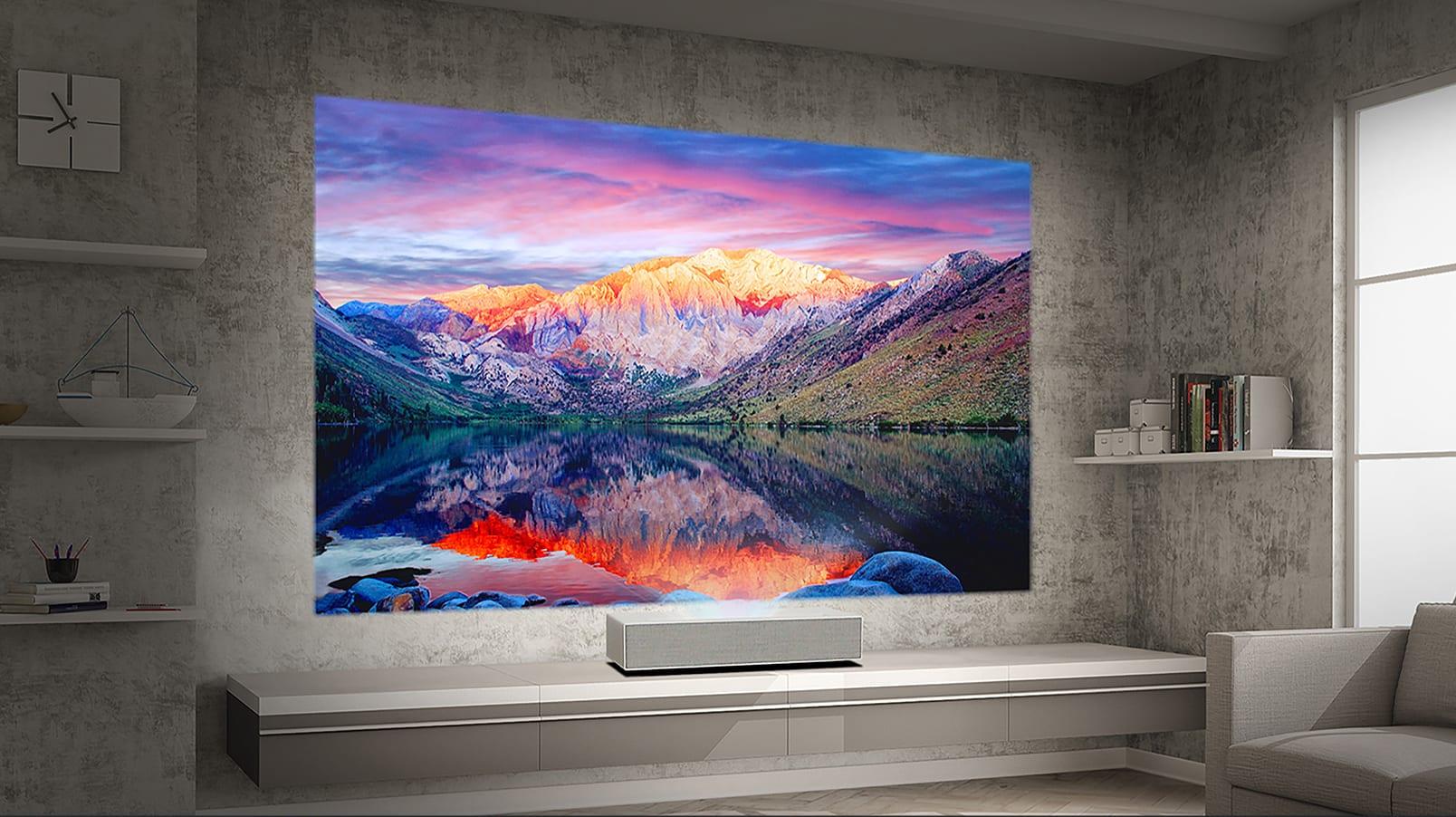 proyector o smart tv