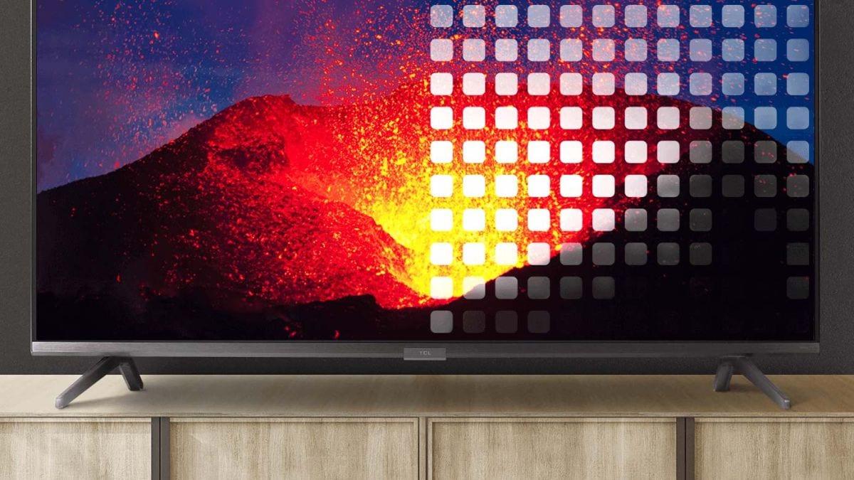 smart tv mini led