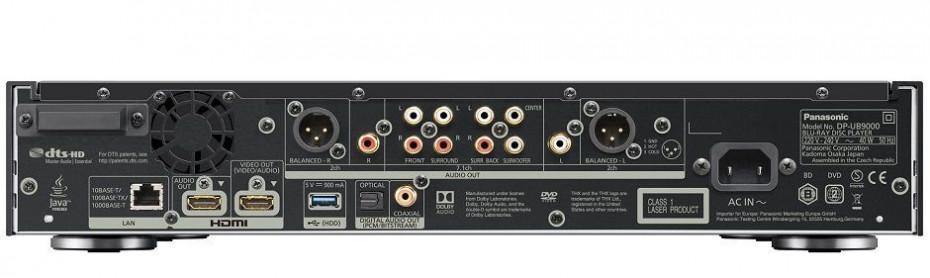 UB9000 mk2 UHD