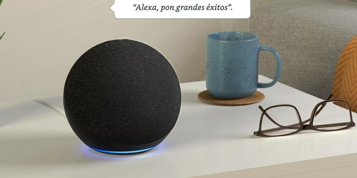 Amazon Echo de cuarta generación