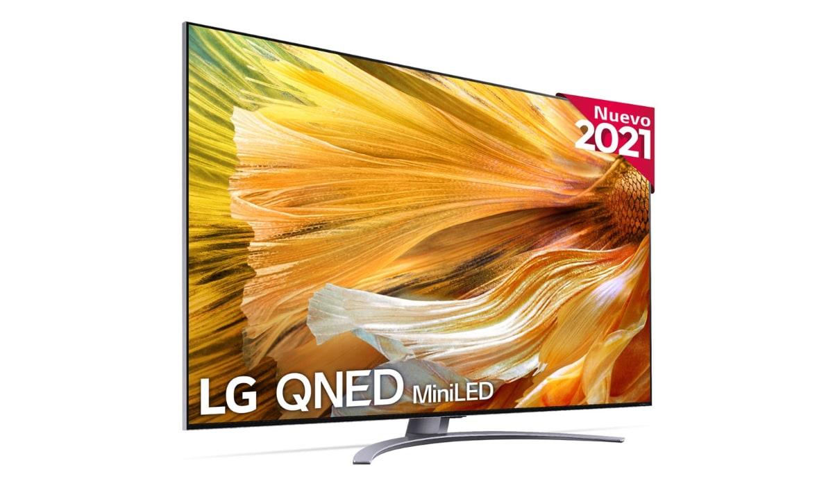 nuevos televisores QNED de LG QNED91