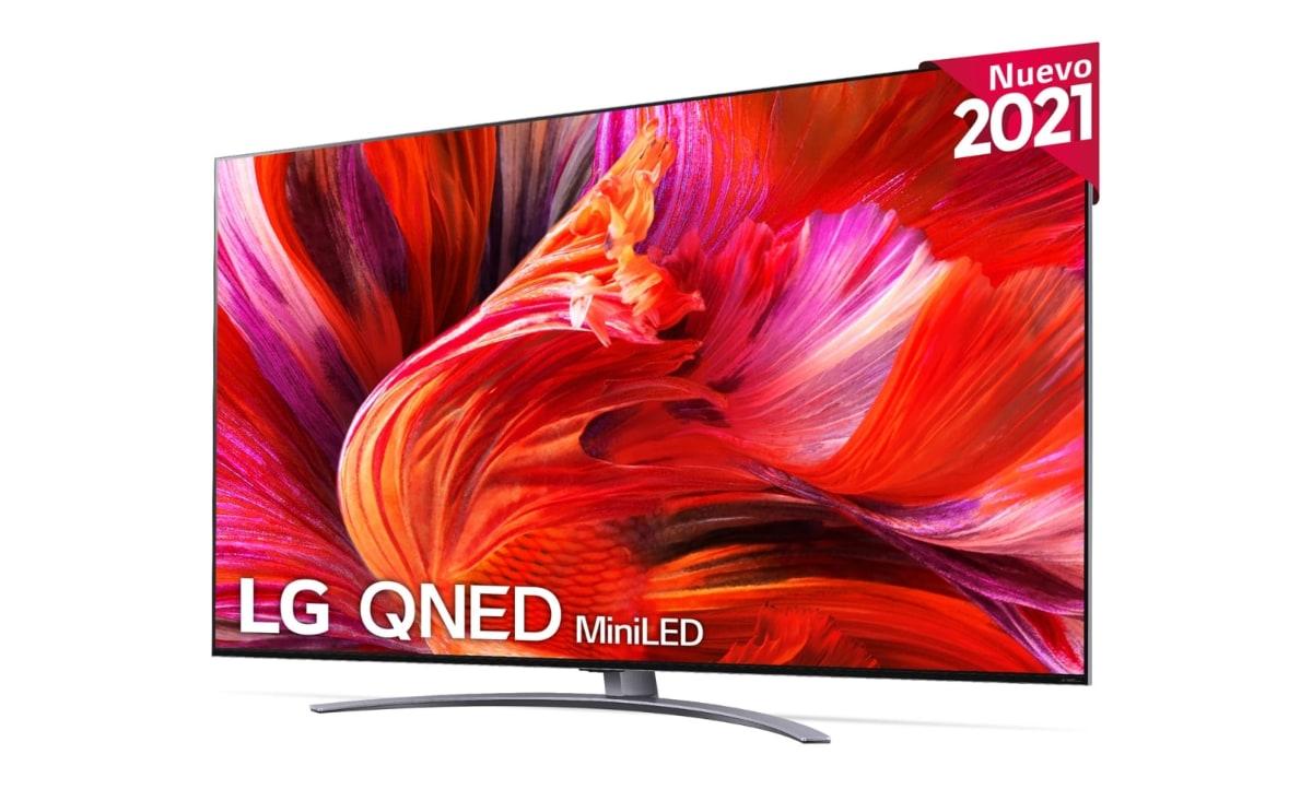 nuevos televisores QNED de LG QNED96