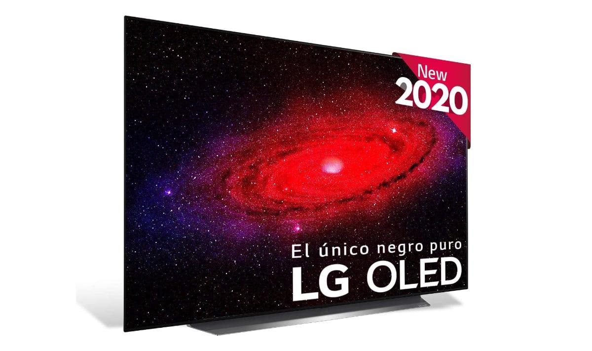 mejores ofertas en televisores y barras de sonido por el Prime Day OLED CX
