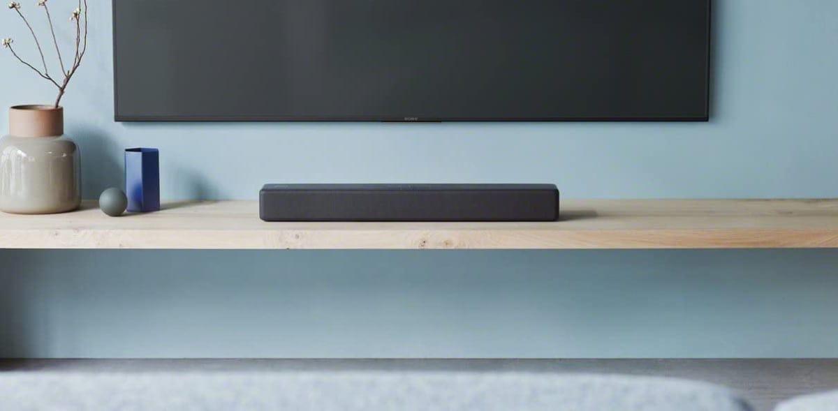 mejores ofertas en televisores y barras de sonido por el Prime Day barra Sony