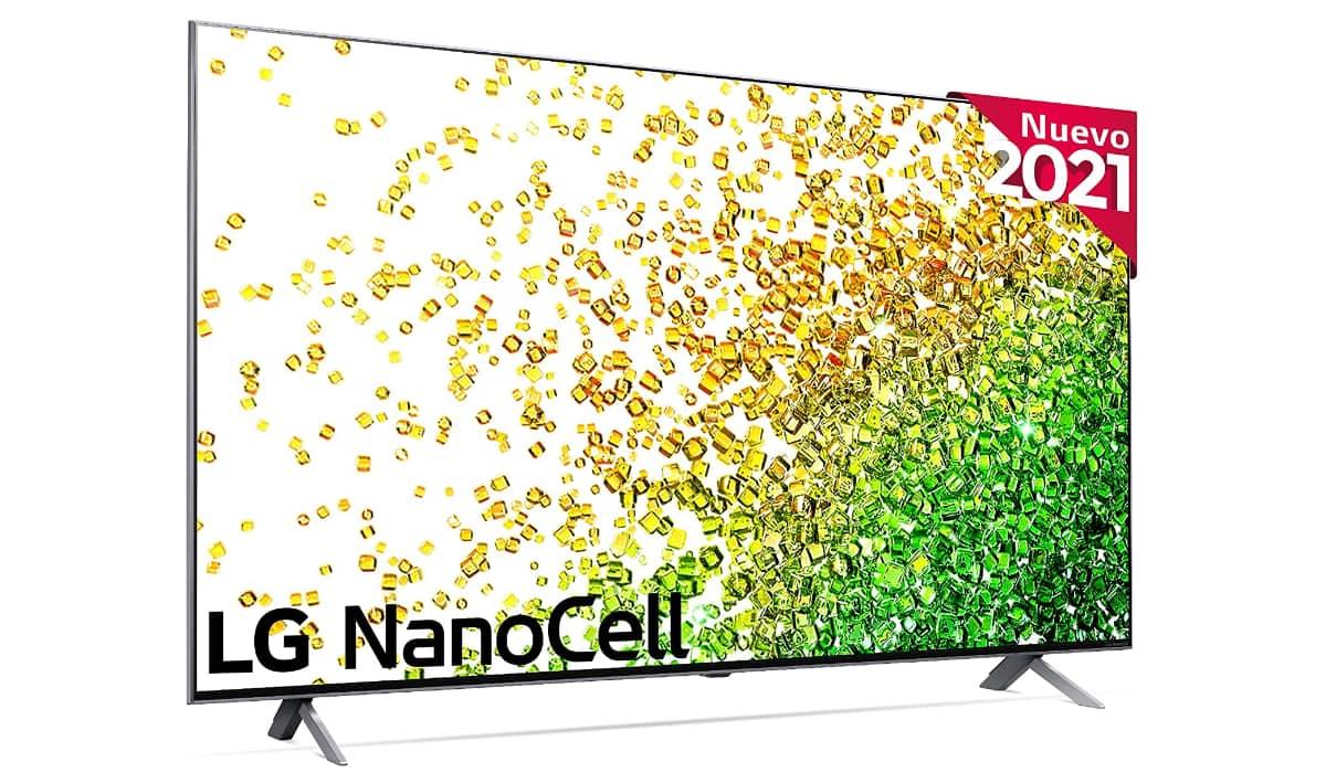 mejores ofertas en televisores y barras de sonido por el Prime Day LG NanoCell