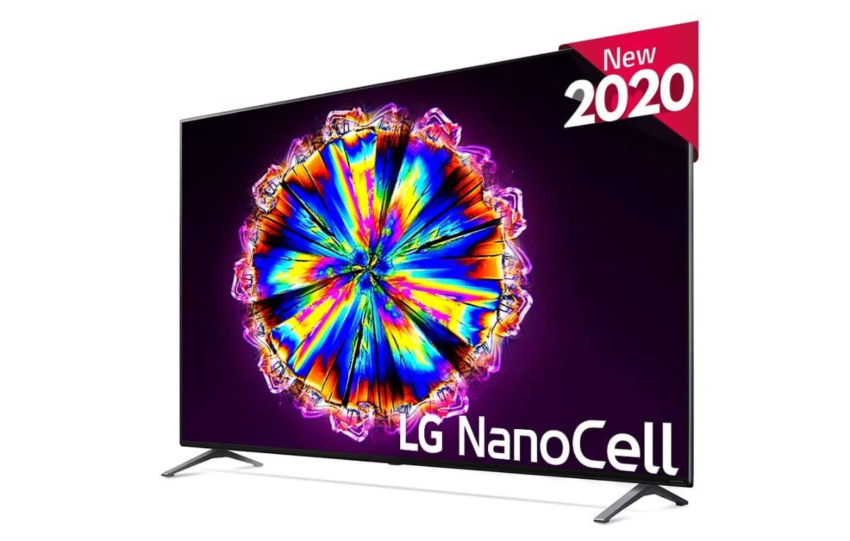 mejores ofertas en televisores y barras de sonido por el Prime Day LG NanoCell 9