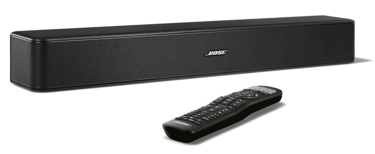 mejores ofertas en televisores y barras de sonido por el Prime Day barra de sonido Bose