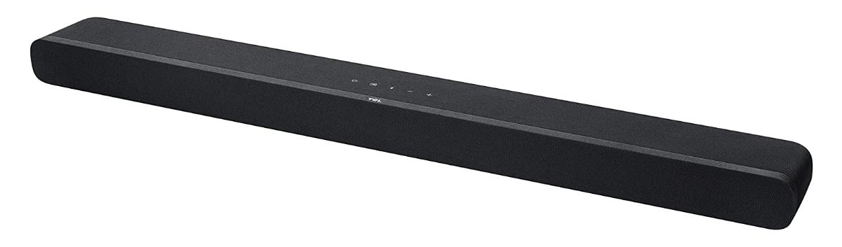 mejores ofertas en televisores y barras de sonido por el Prime Day barra de sonido TCL