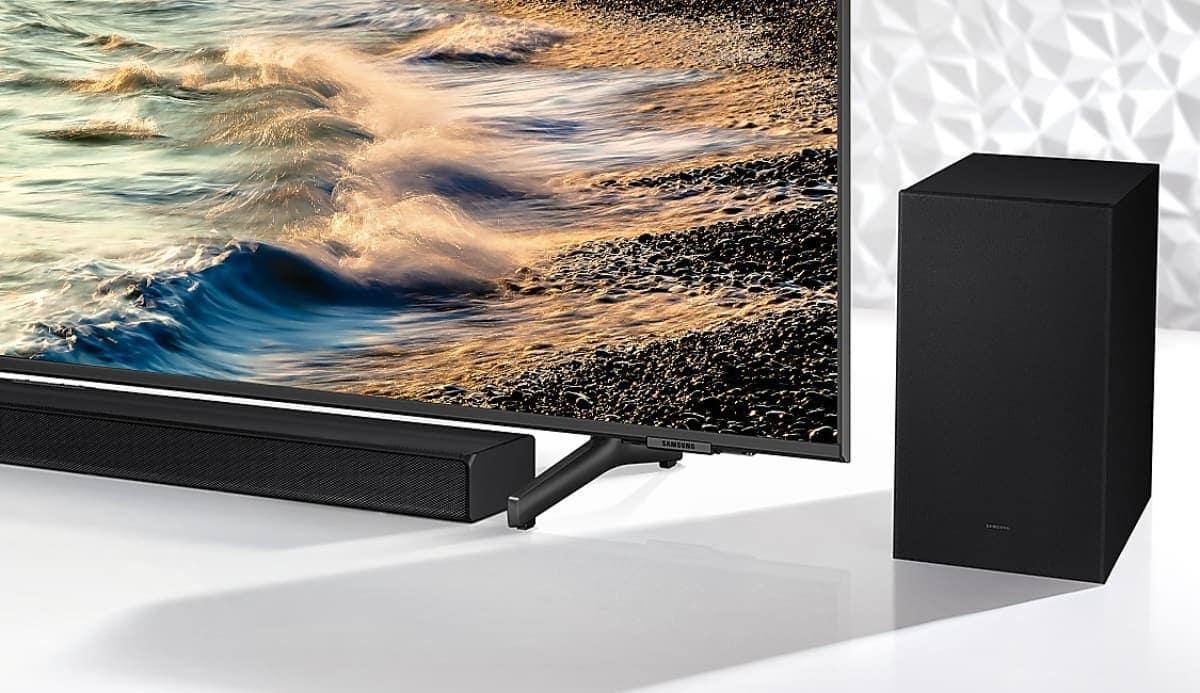 barras de sonido Samsung Q950A, Q800A y Q600A llegan a España Q600A barra