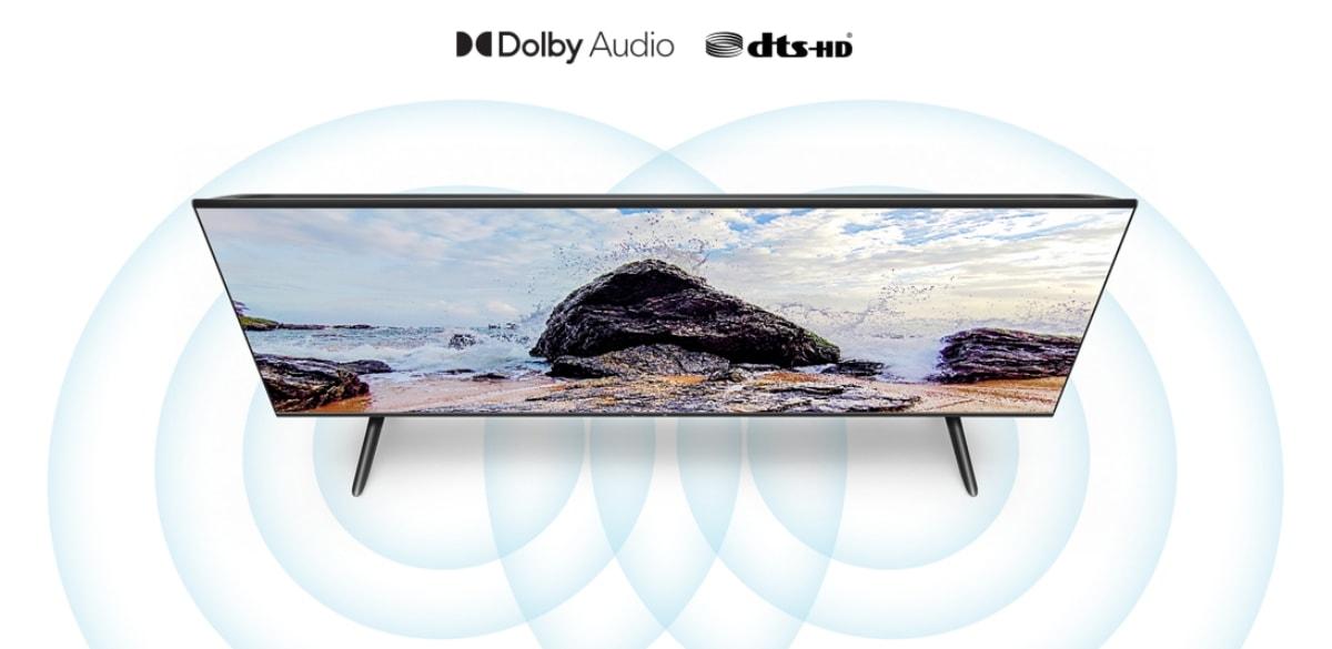 análisis Xiaomi Mi TV P1 sonido