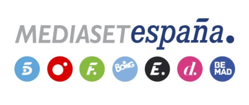 todos los canales de la TDT Grupo Mediaset