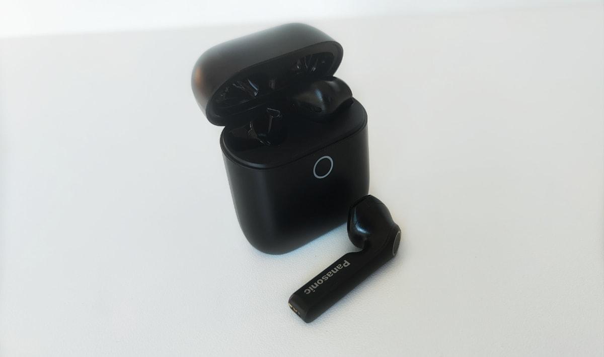 análisis Panasonic RZ-B100 uno fuera