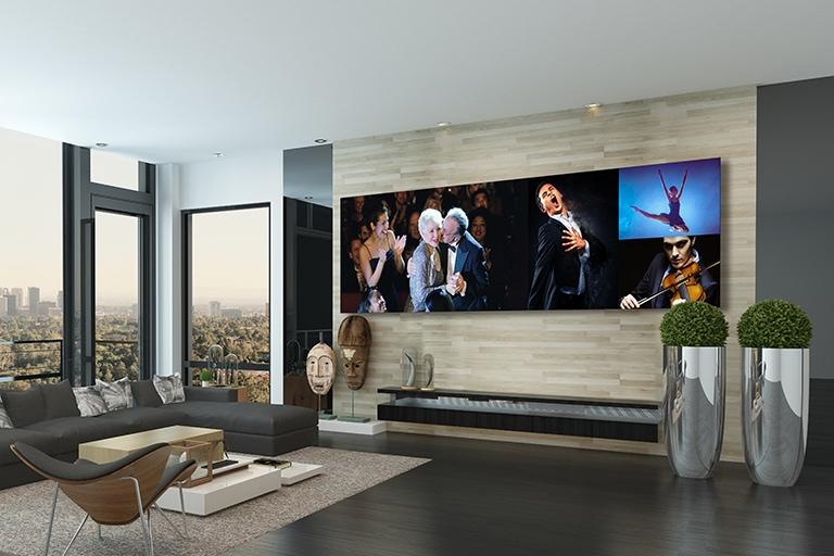LG Home cinema