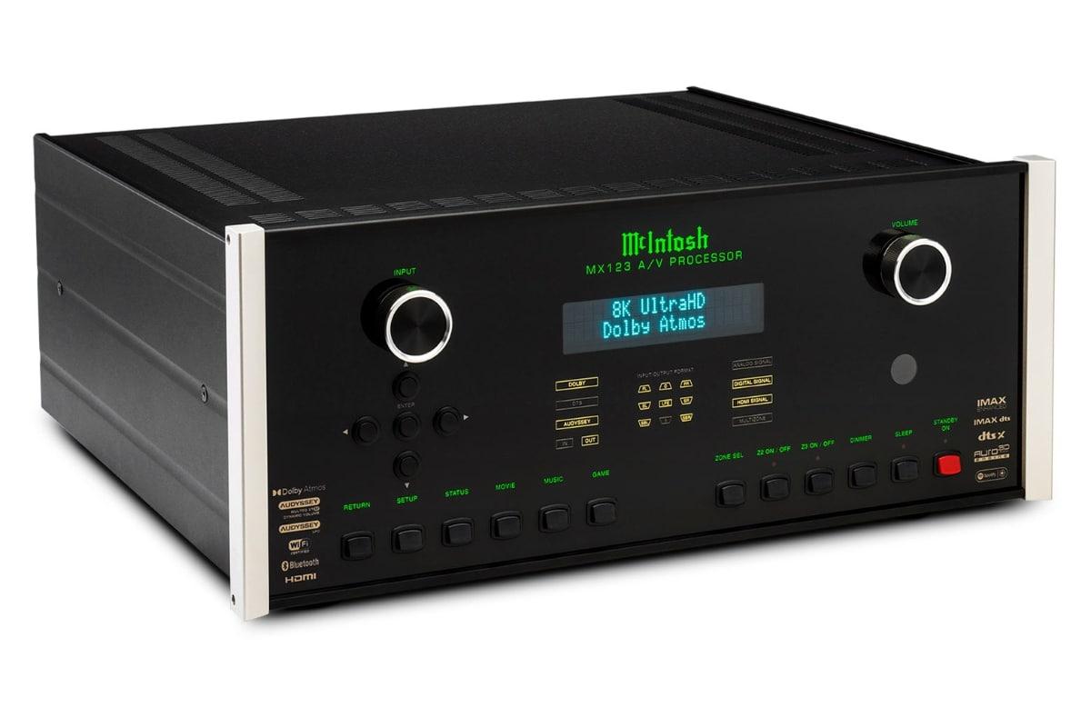 actualización McIntosh X123 con HDMI 2.1