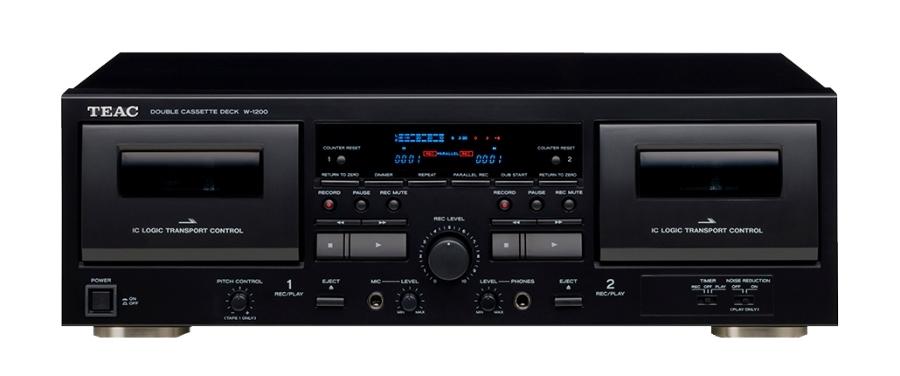 cómo montar un sistema de audio cassette