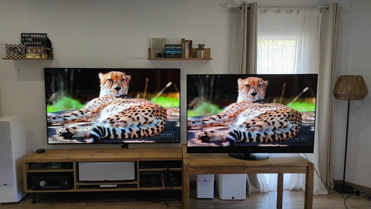 Comparativa LG OLED G1 vs Panasonic JZ2000: las dos Smart TV tope de gama de 2021